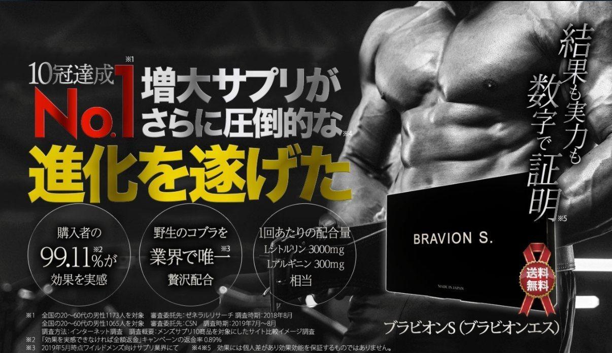 """そもそも""""BRVION S.(ブラビオンエス)サプリメント""""とは"""